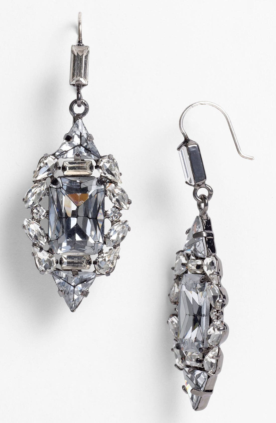 Main Image - Juicy Couture 'Punk Rocks' Cluster Drop Earrings