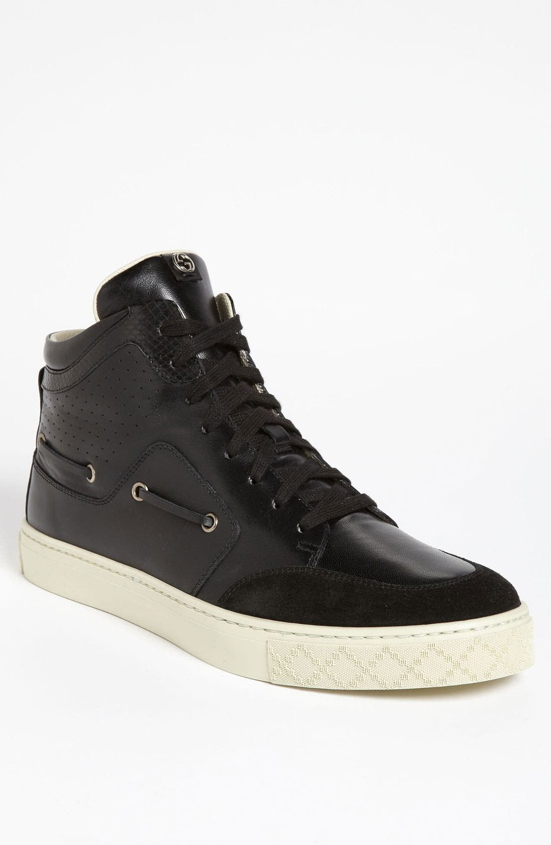 Alternate Image 1 Selected - Gucci 'Brussel Mid' Sneaker