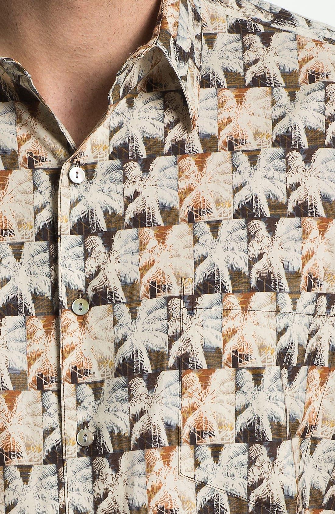 Alternate Image 3  - Tori Richard 'Palmetto' Campshirt