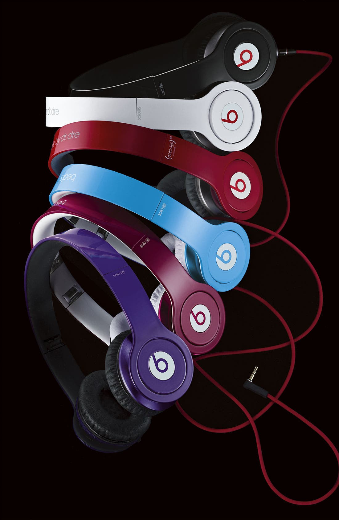 Alternate Image 6  - Beats by Dr. Dre™ 'Solo®' High Definition On-Ear Headphones