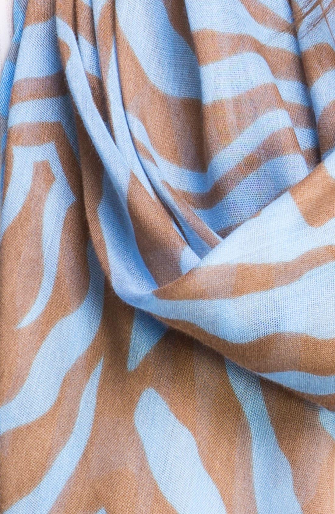 Alternate Image 2  - Tasha 'Zebra Cadabra' Scarf