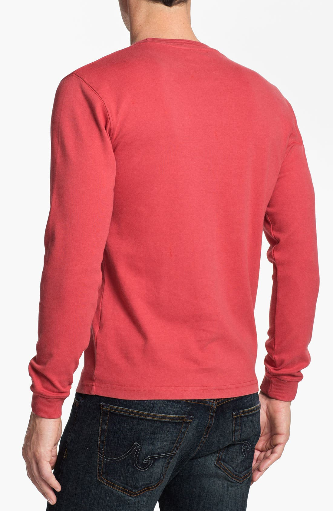 Alternate Image 2  - Red Jacket 'Angels - Team City' Long Sleeve T-Shirt
