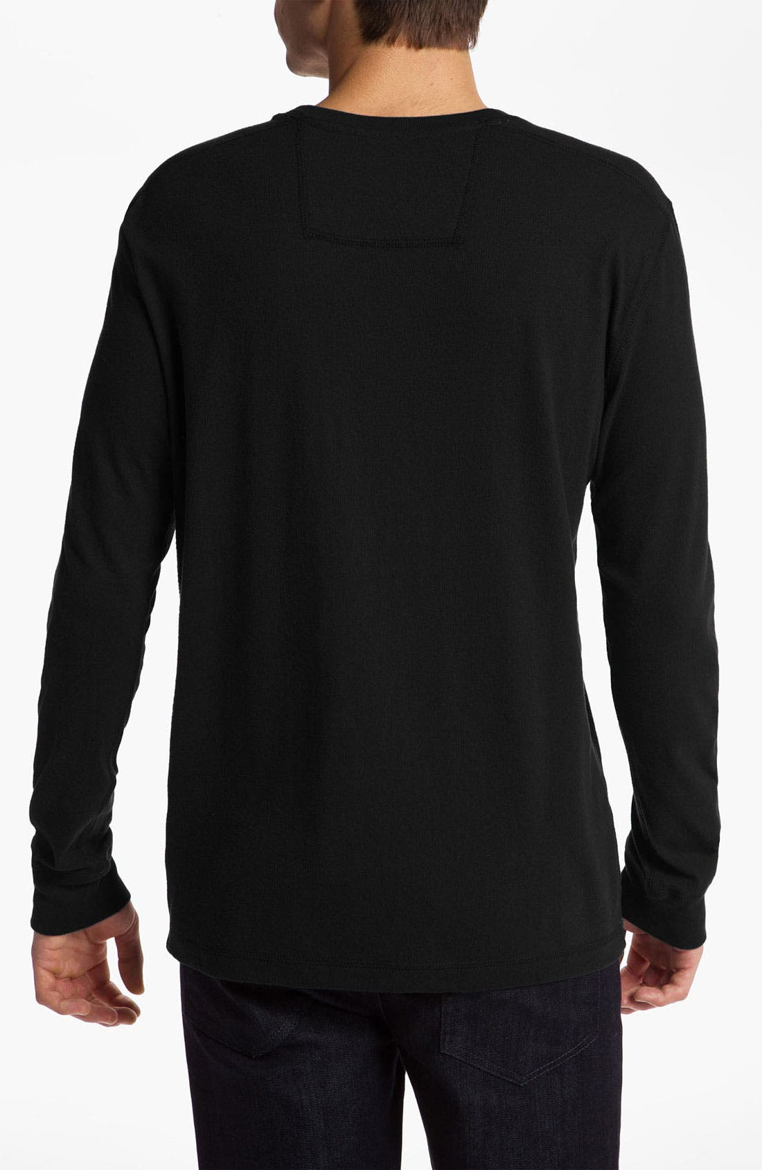 Alternate Image 2  - Quiksilver 'Snit' Long Sleeve Thermal T-Shirt