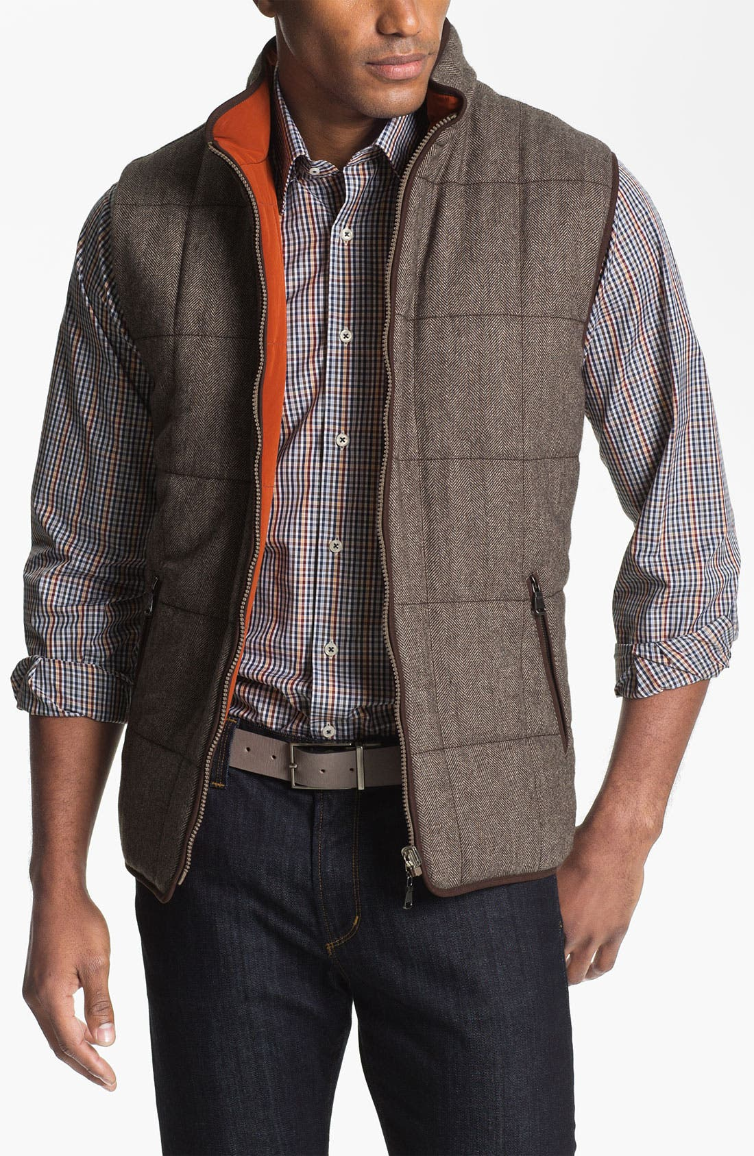 Main Image - Tommy Bahama 'Fully Vested' Reversible Vest
