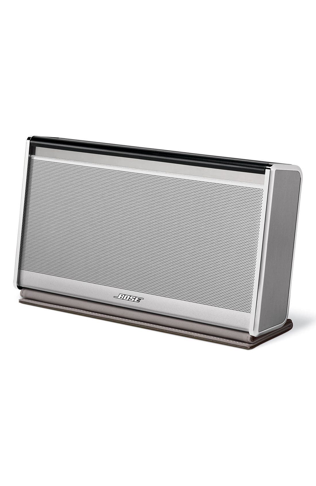 Alternate Image 5  - Bose® SoundLink® Bluetooth® Mobile Speaker II – Leather Edition
