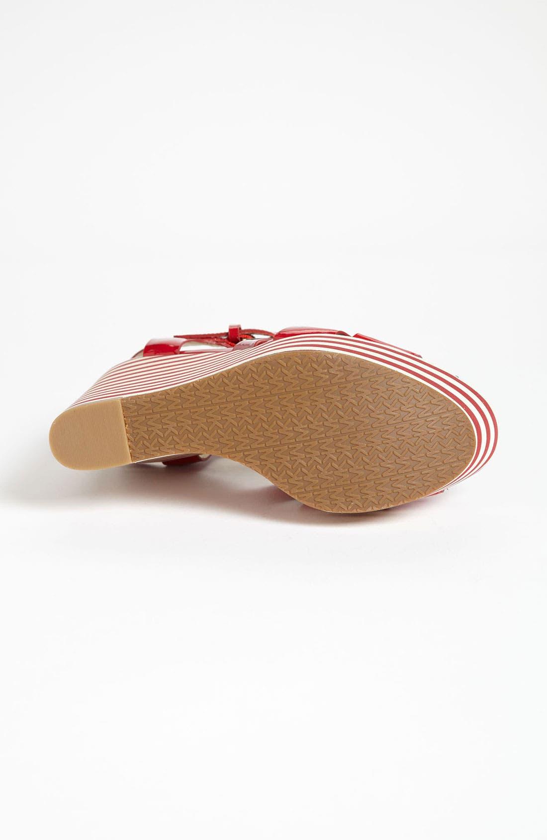 Alternate Image 4  - MICHAEL Michael Kors 'Adalia' Sandal