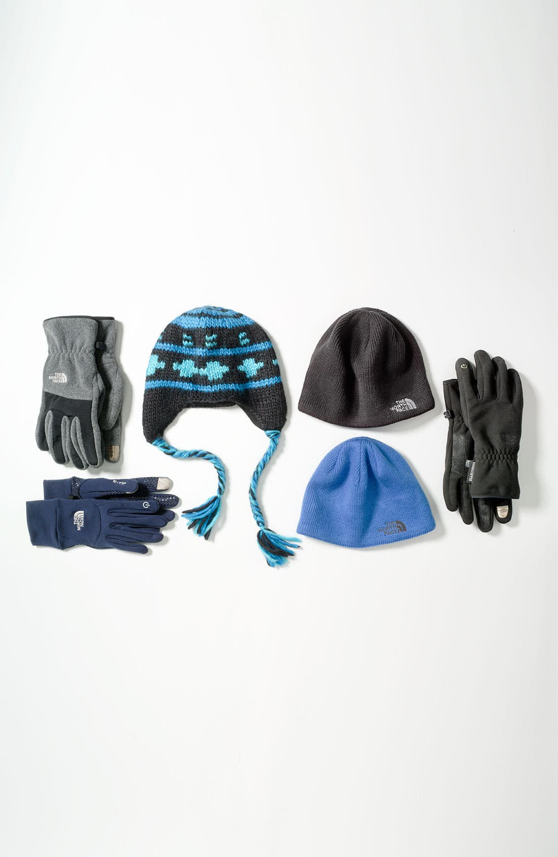 Alternate Image 3  - The North Face Bones Fleece Lined Beanie
