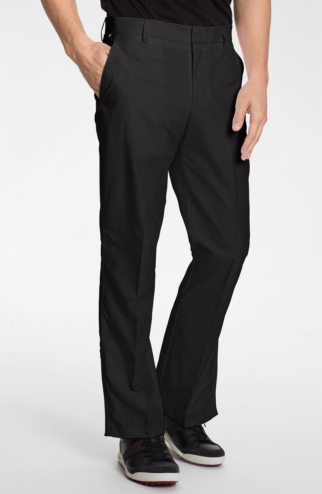Main Image - J. Lindeberg Golf 'Troyan' Micro Twill Golf Pants (Online Only)
