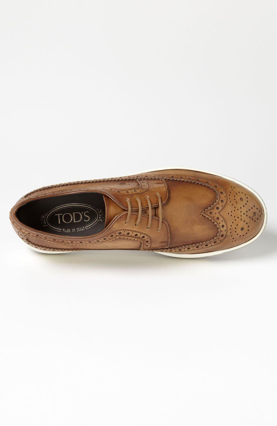 Alternate Image 3  - Tod's Longwing Sneaker
