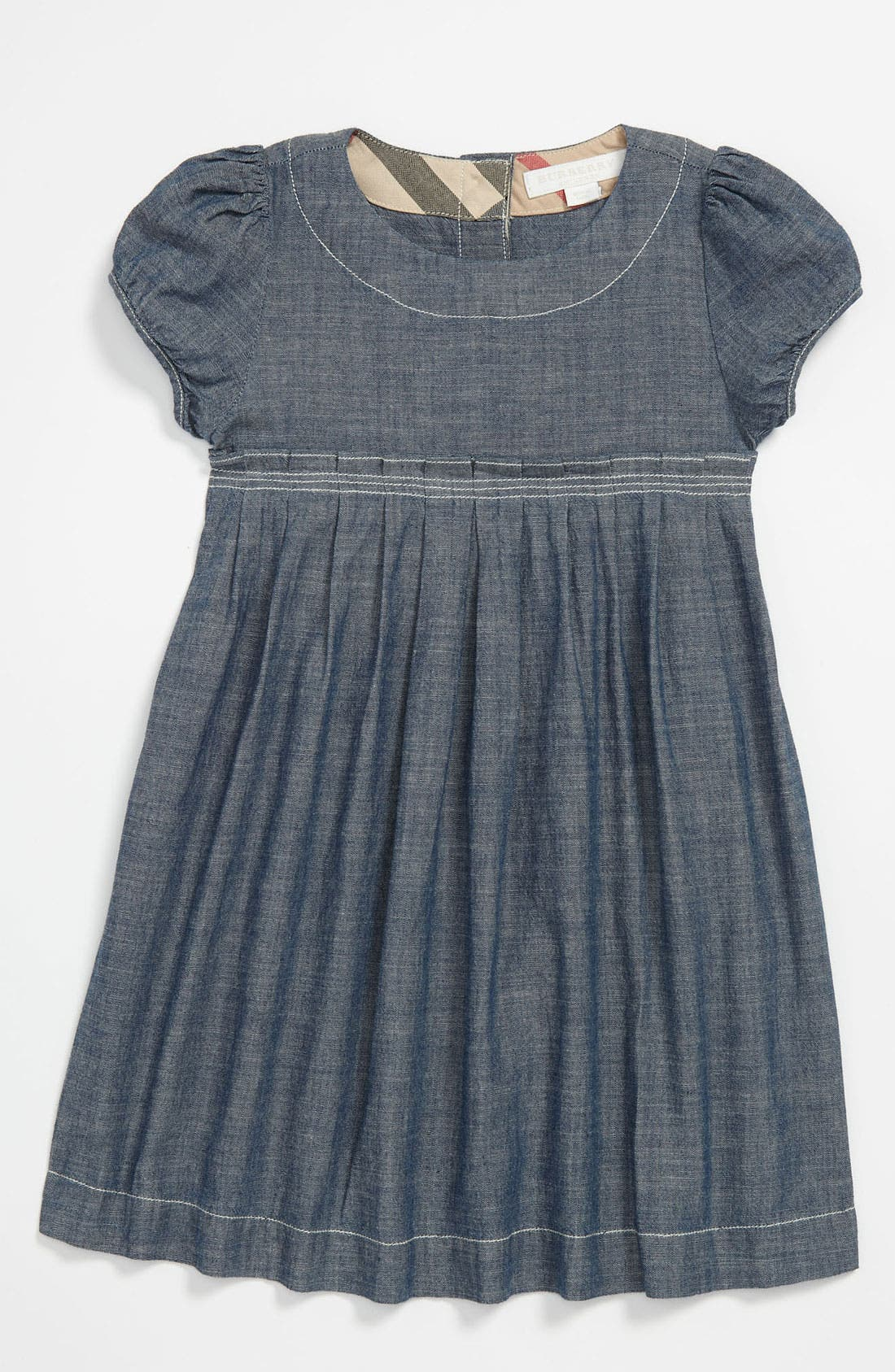 Alternate Image 1 Selected - Burberry 'Coralie' Dress (Toddler)