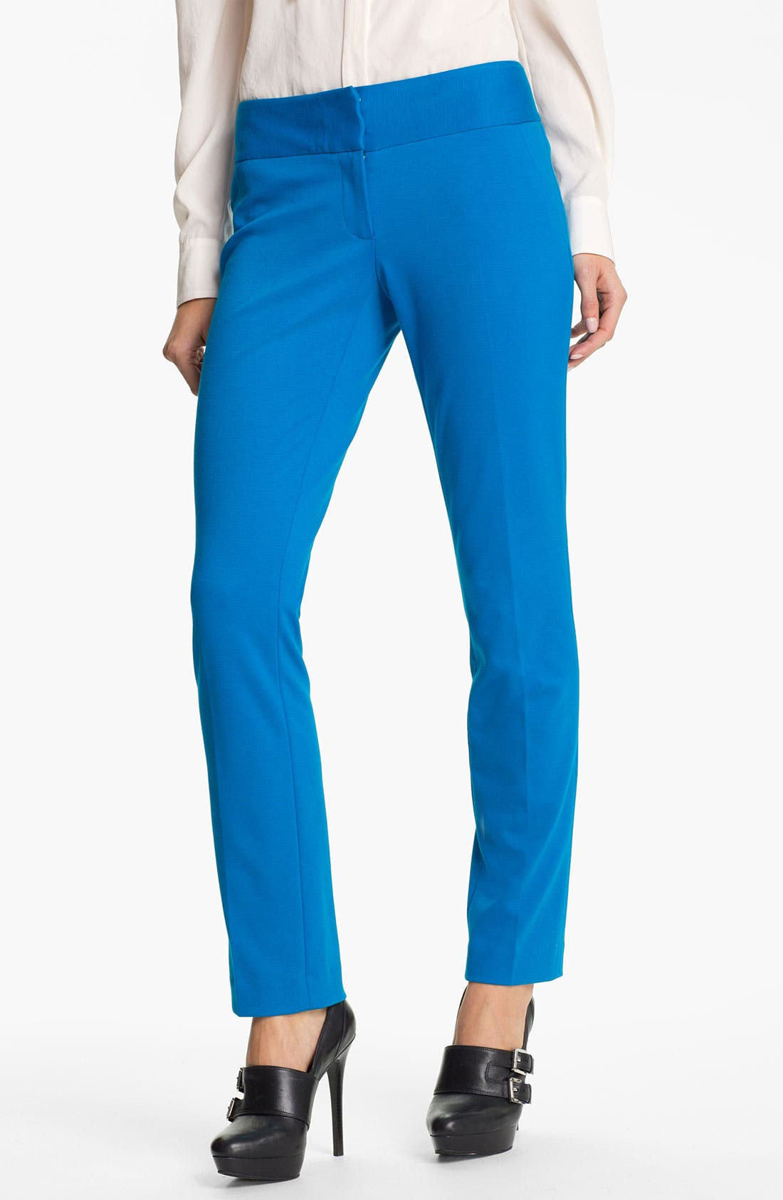 Alternate Image 1 Selected - Vince Camuto Ponte Ankle Pants