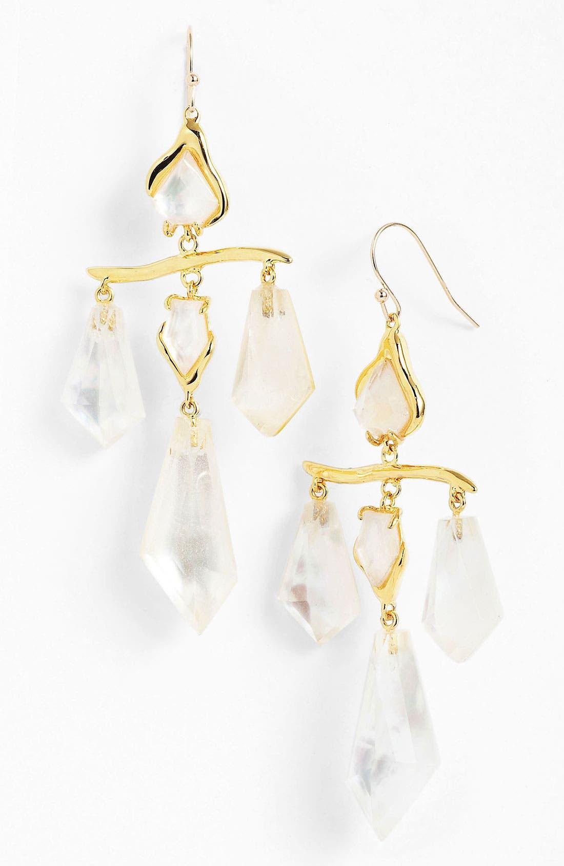 Alternate Image 1 Selected - Alexis Bittar 'Miss Havisham - Bel Air' Chandelier Earrings