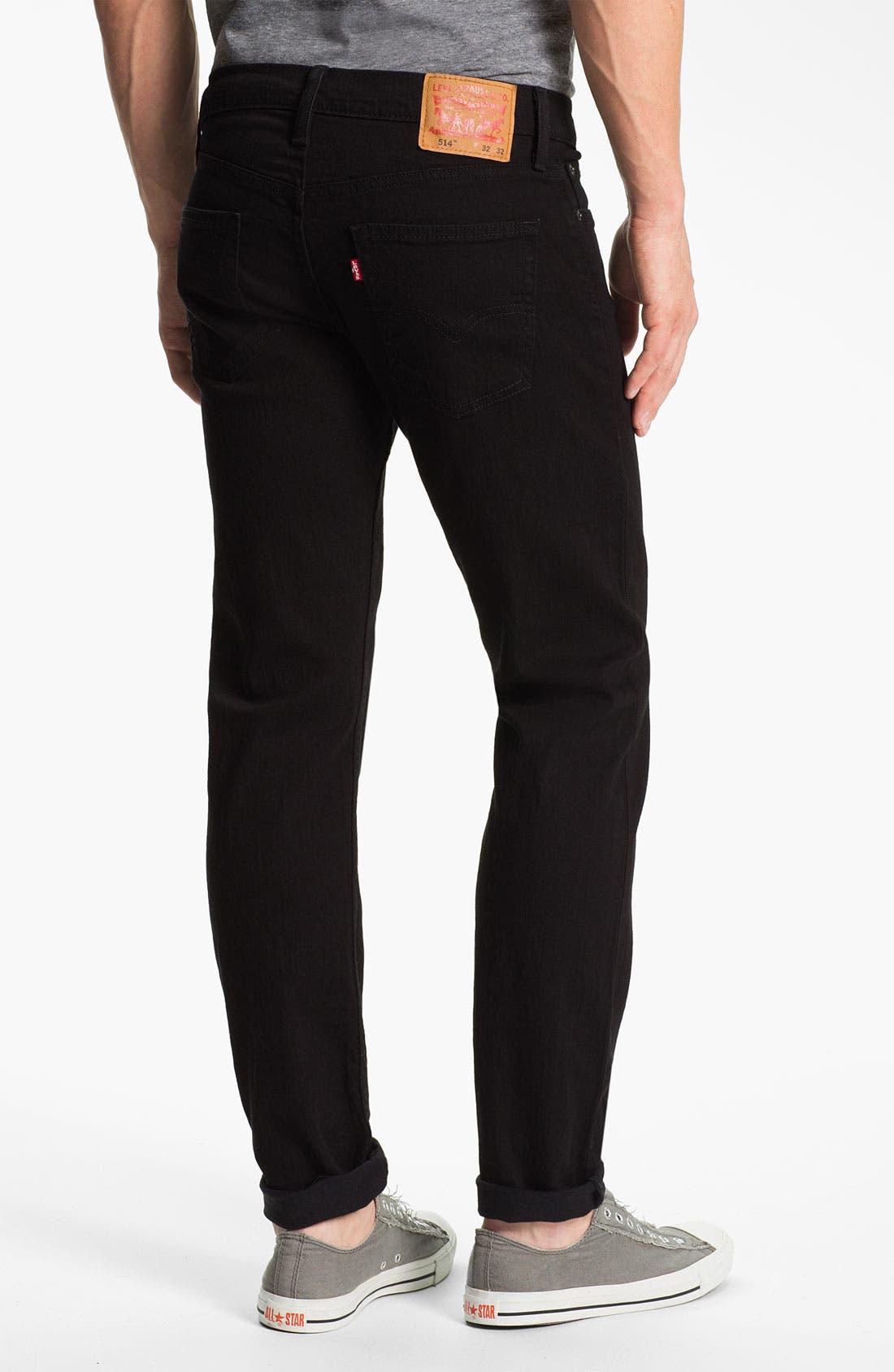 Alternate Image 1 Selected - Levi's® '514™' Slim Straight Leg Jeans