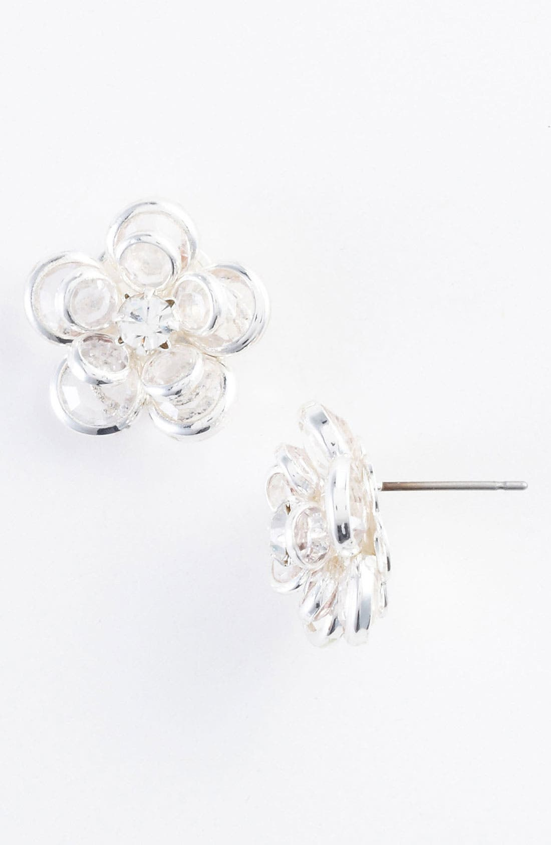 Alternate Image 1 Selected - Anne Klein Stud Earrings