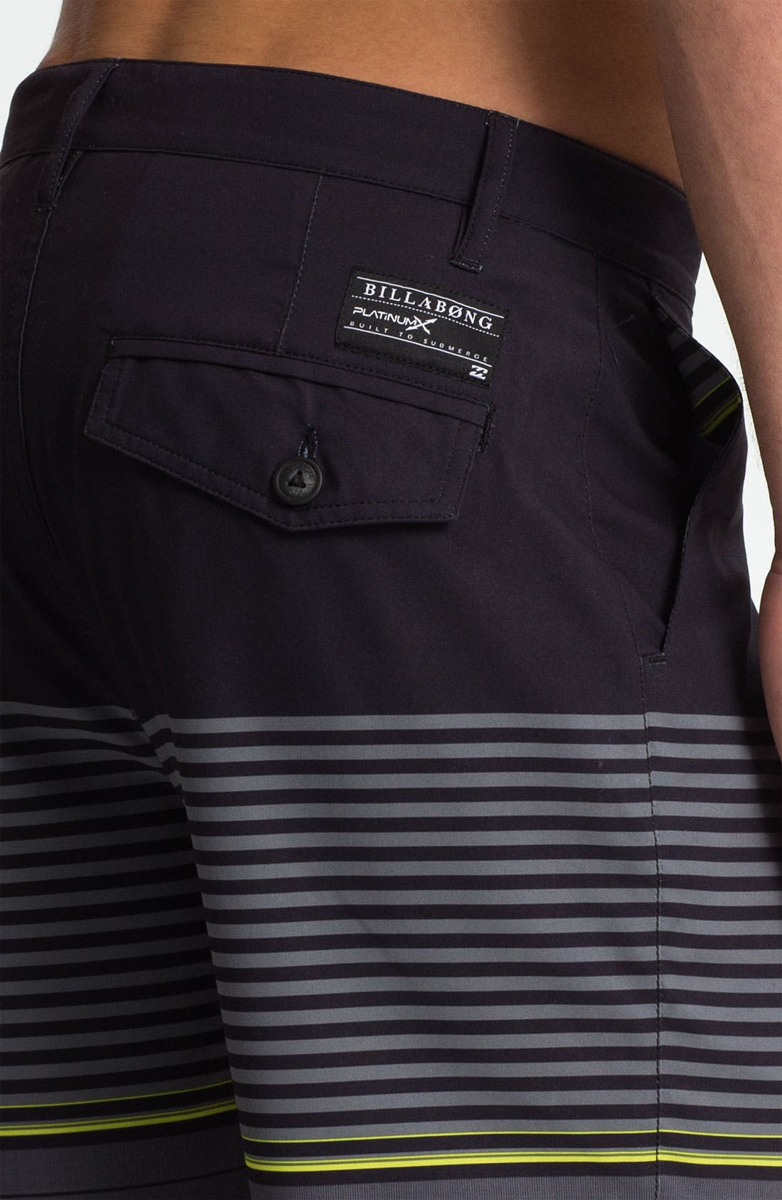 Alternate Image 3  - Billabong 'Stacked' Hybrid Shorts (Online Exclusive)