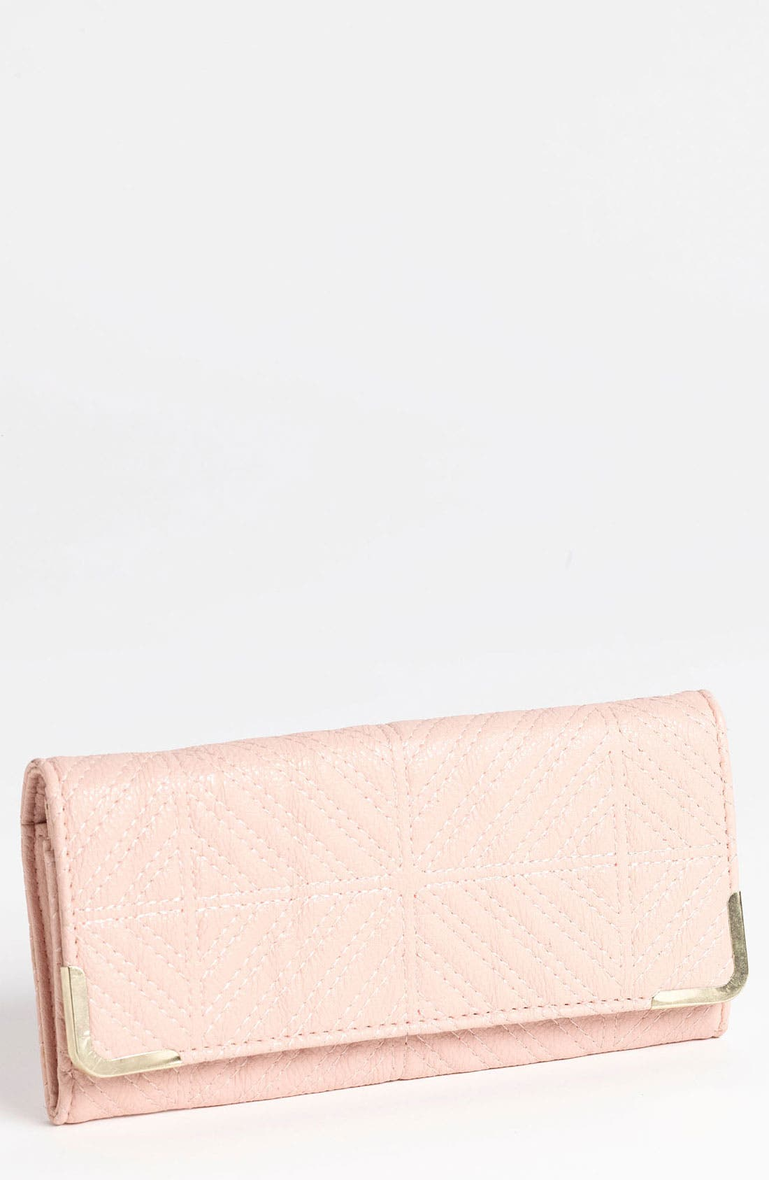 Main Image - Under One Sky Quilted Wallet