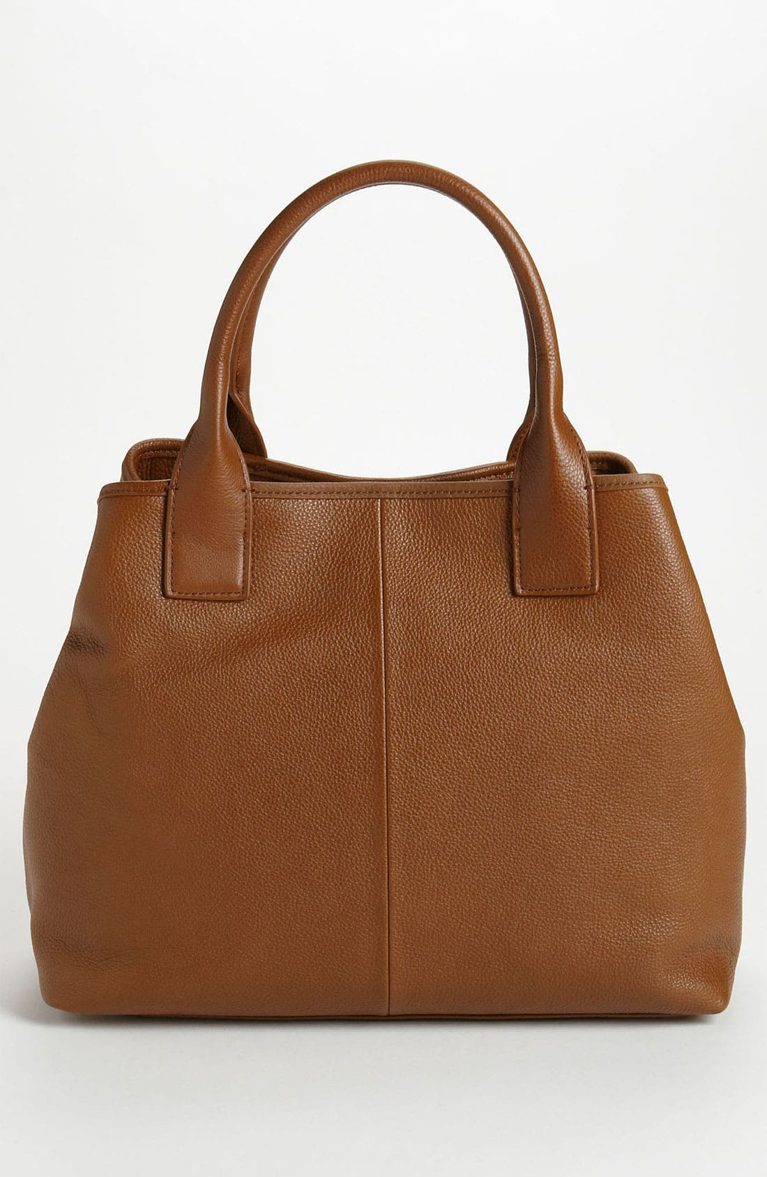 Alternate Image 4  - Tory Burch 'Small' Perforated Logo Classic Tote