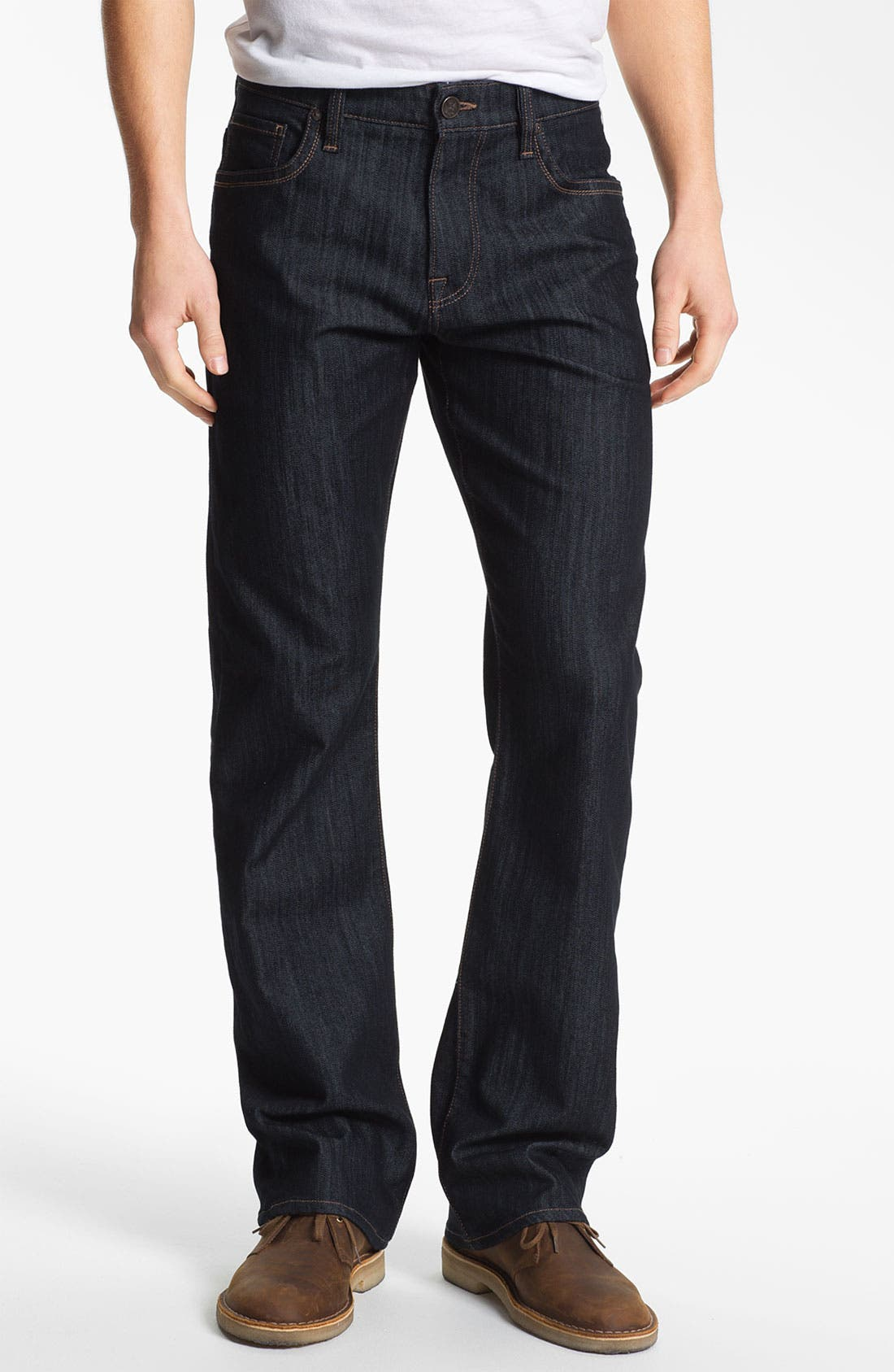 Main Image - 34 Heritage 'Confidence' Relaxed Leg Jeans (Rinse Mercerized) (Online Only)