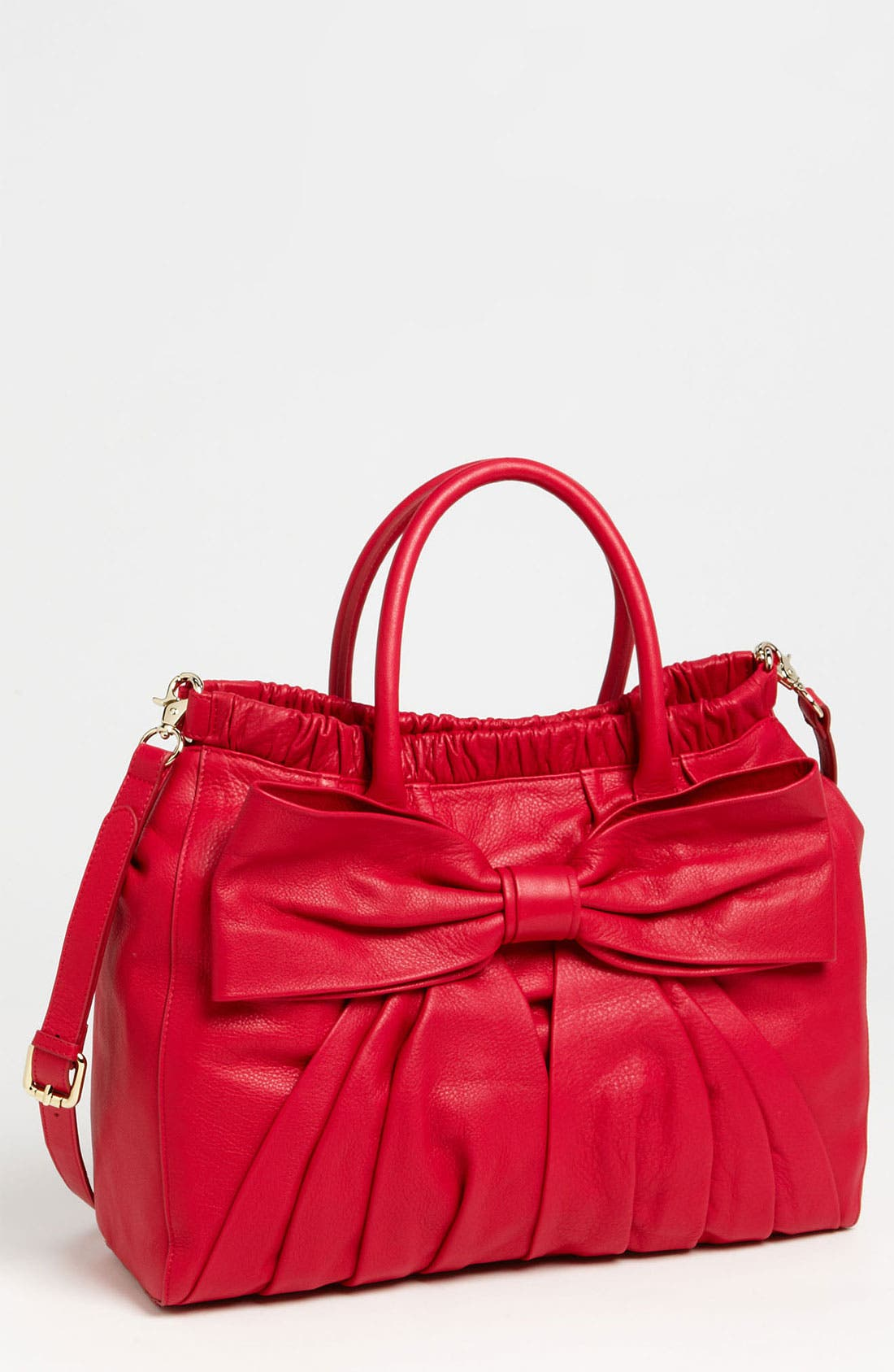 Alternate Image 1 Selected - RED Valentino 'Bow' Top Handle Bag