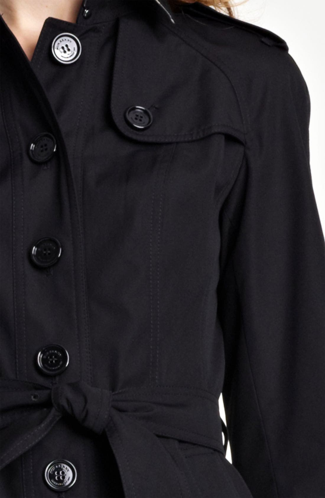 Alternate Image 3  - Burberry London Belted Trench Coat