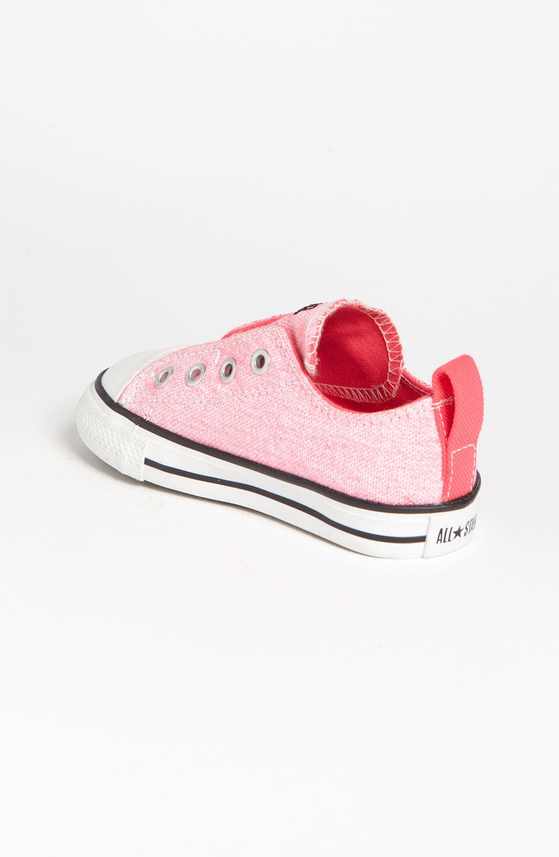 Chuck Taylor<sup>®</sup> All Star<sup>®</sup> Slip-On,                             Alternate thumbnail 2, color,                             Neon Pink