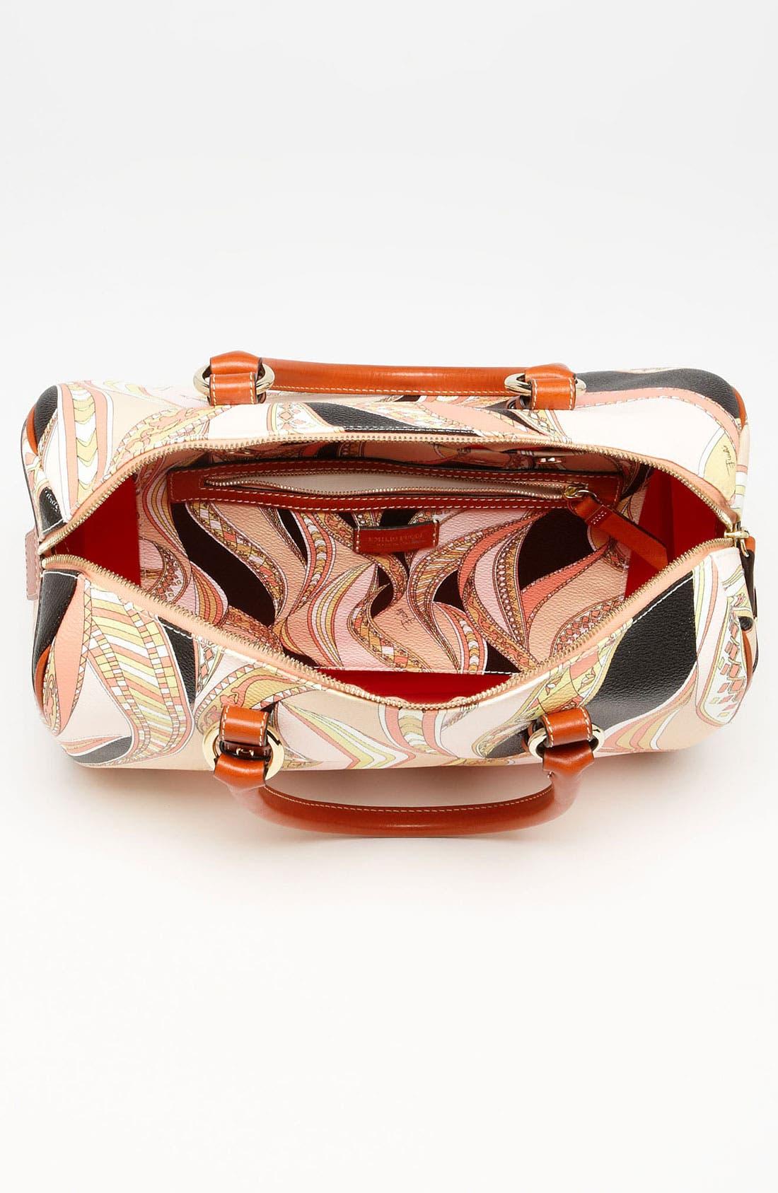 Alternate Image 3  - Emilio Pucci 'Large' Boston Bag