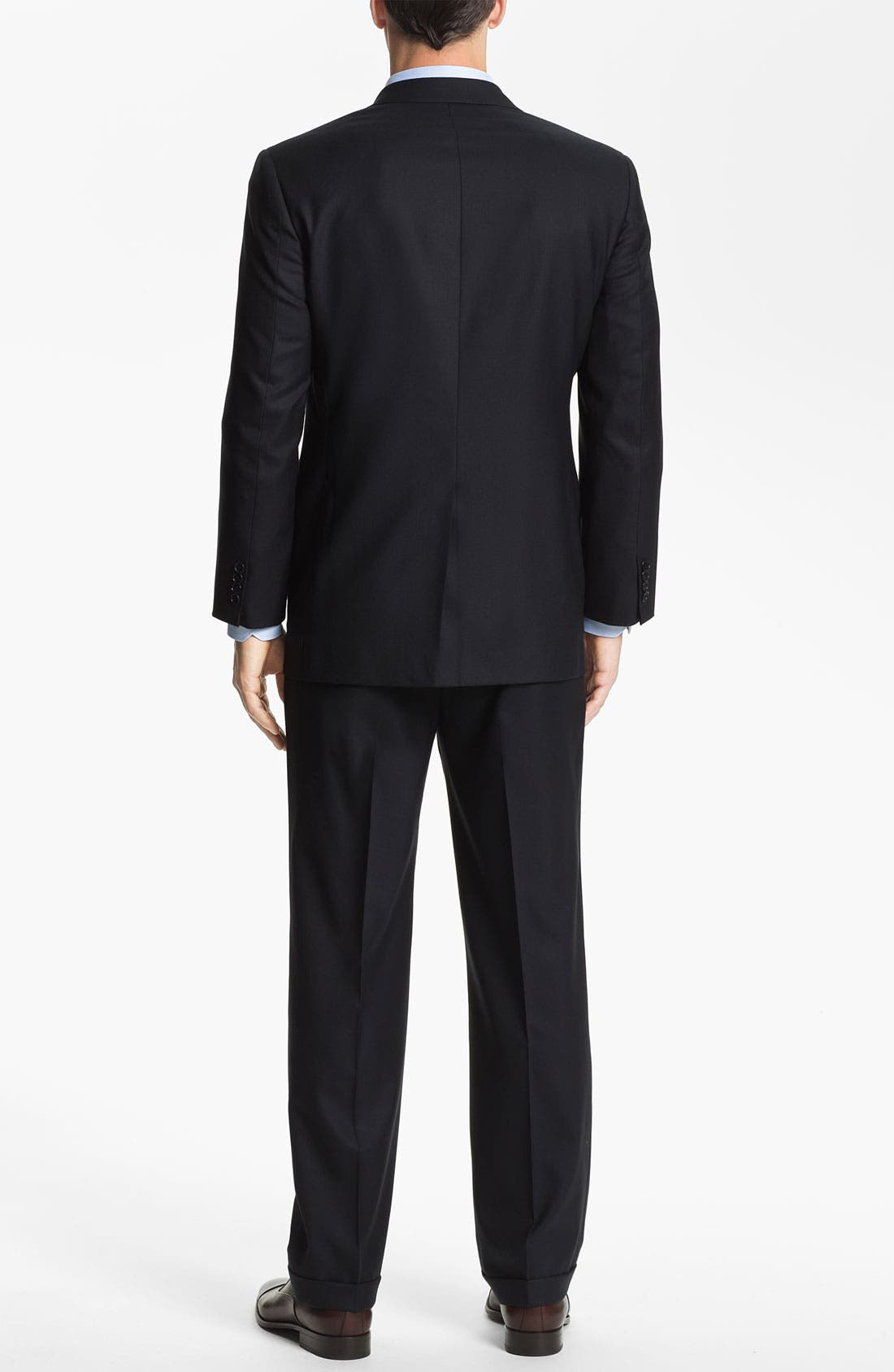 Alternate Image 3  - Brooks Brothers 'Madison' Wool Suit