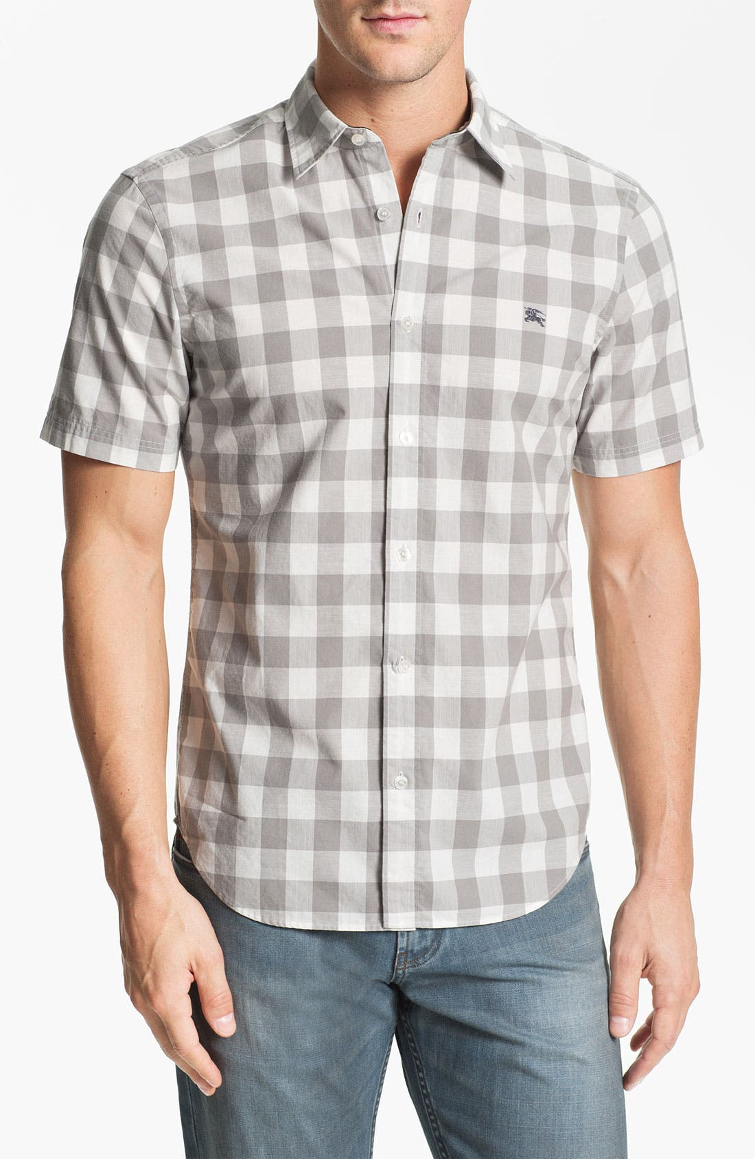 Main Image - Burberry Brit 'Henry' Classic Fit Sport Shirt