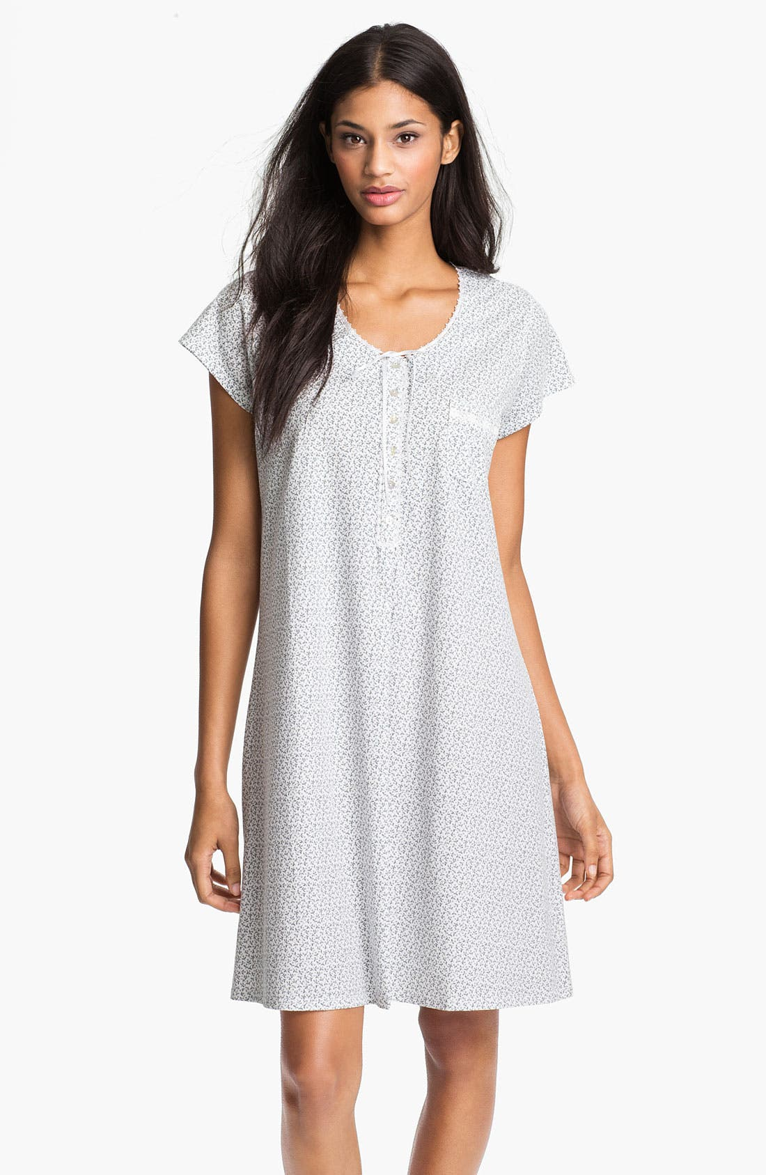 Main Image - Eileen West 'Whimsy' Short Nightgown