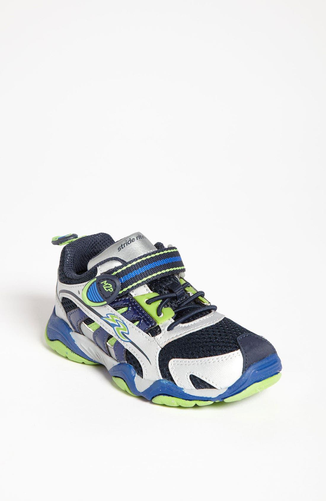 Alternate Image 1 Selected - Stride Rite 'Thorpe' Sneaker (Toddler)