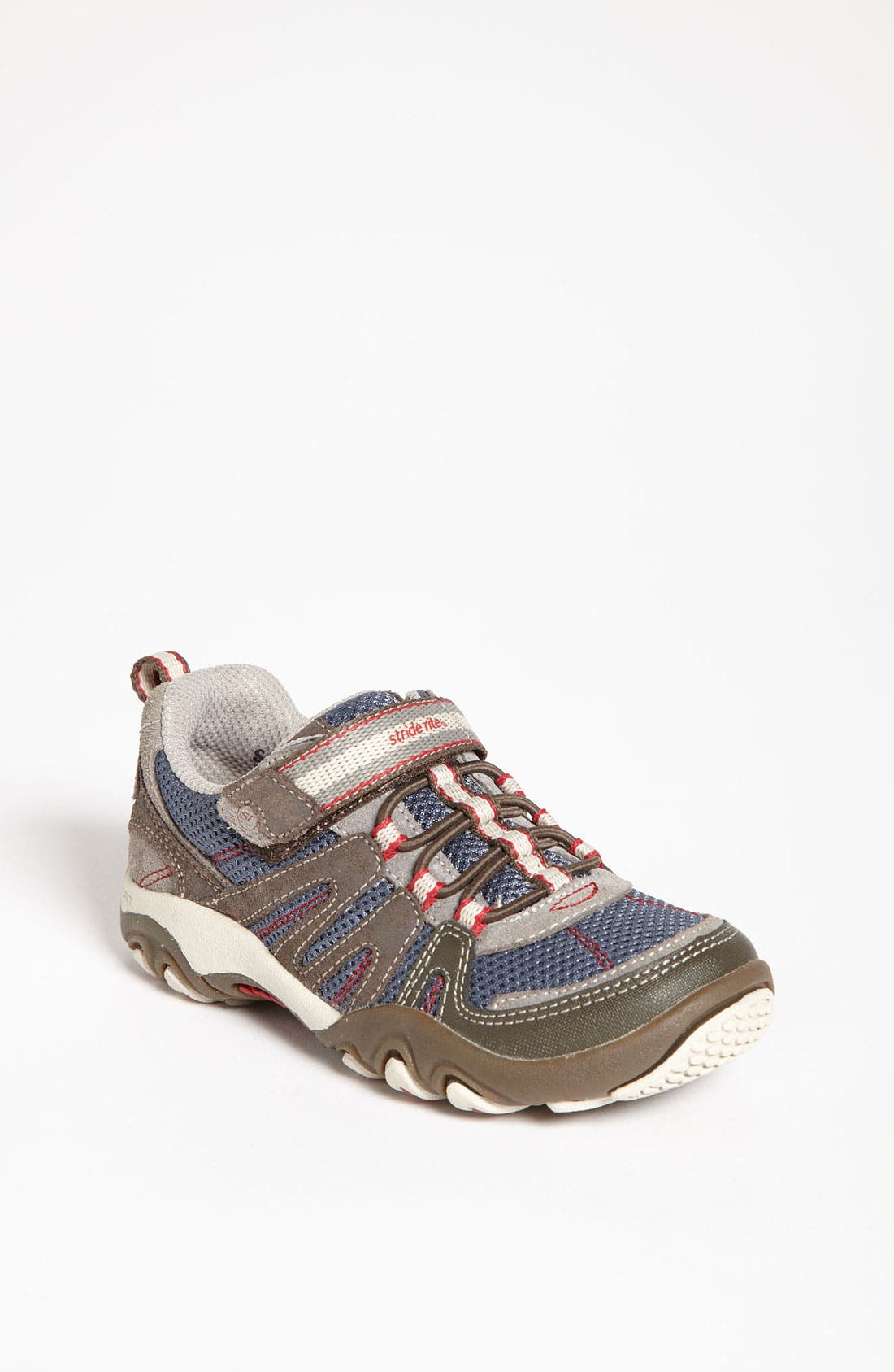 Alternate Image 1 Selected - Stride Rite 'Palmer' Sneaker (Toddler & Little Kid)