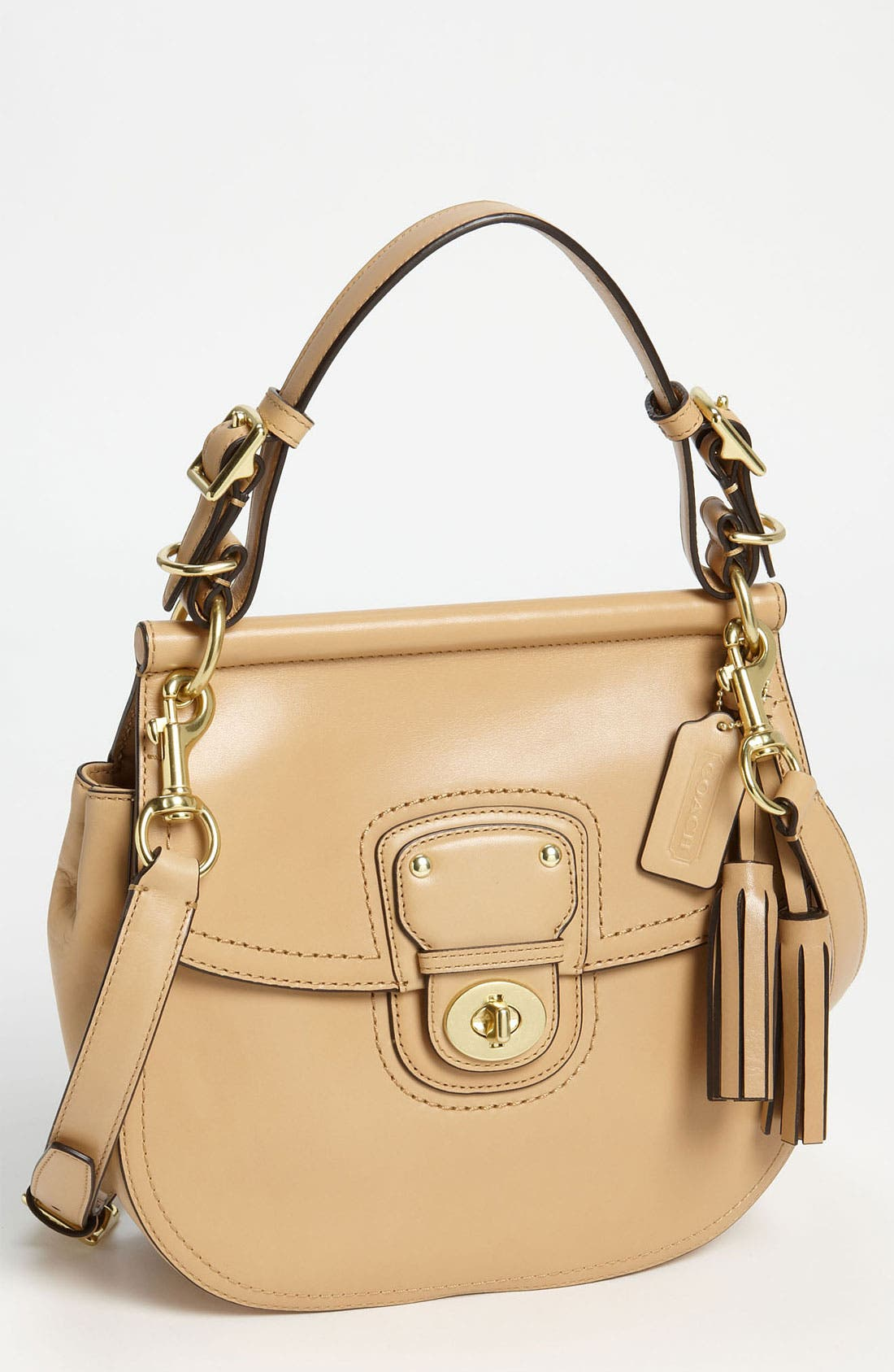Alternate Image 1 Selected - COACH 'Legacy - Willis' Leather Hobo