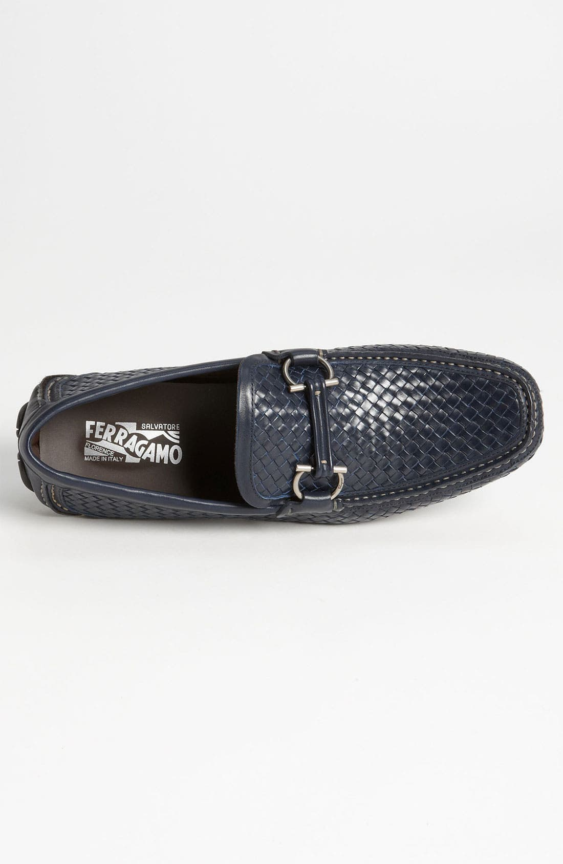 Alternate Image 3  - Salvatore Ferragamo 'Barbados' Loafer