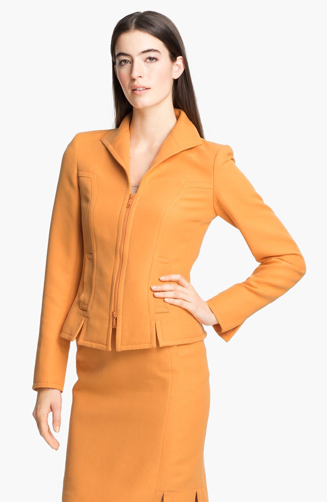 Main Image - Lafayette 148 New York 'Loretta - Retro Cloth' Jacket