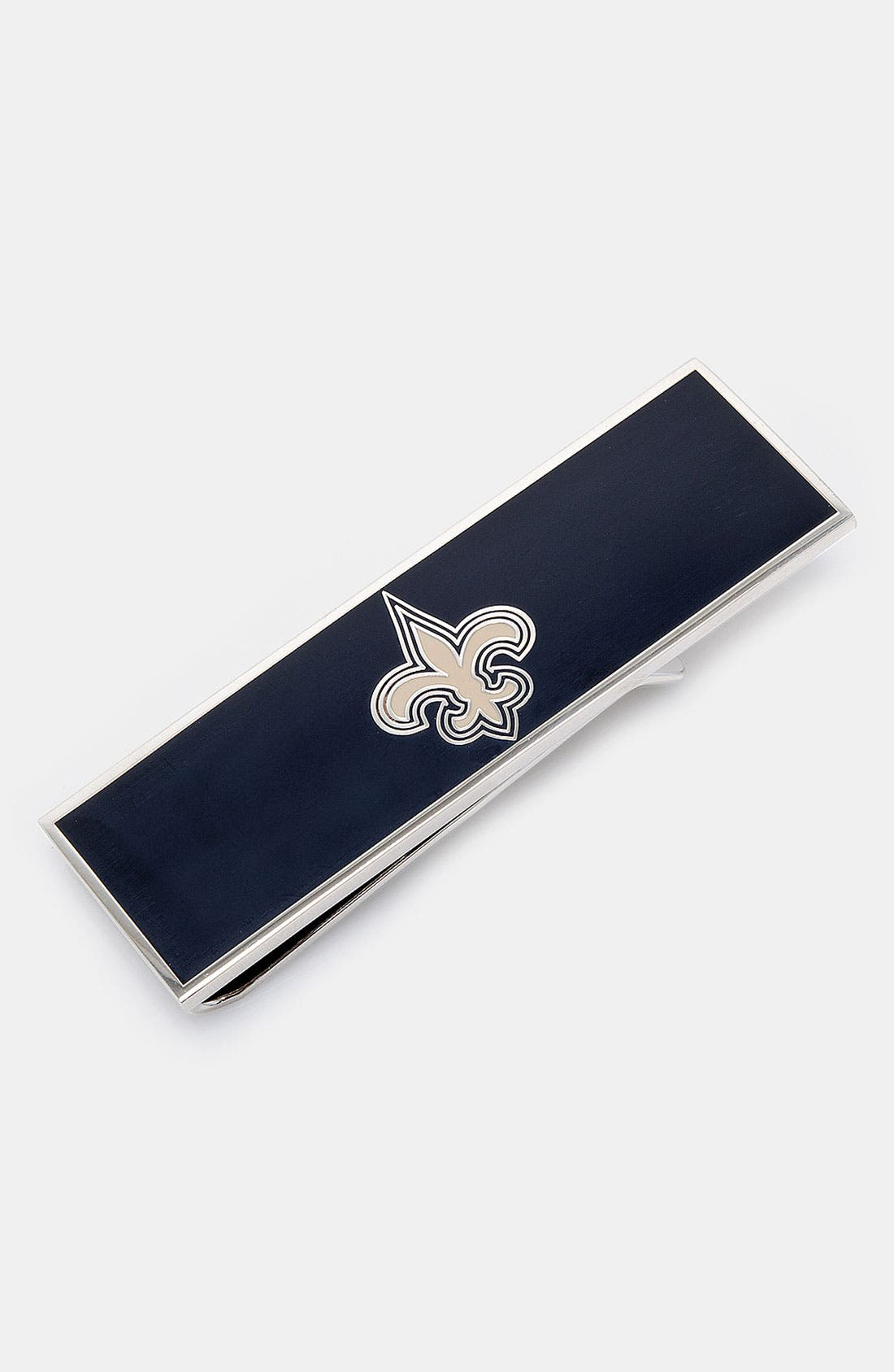 Main Image - Cufflinks, Inc. 'New Orleans Saints' Money Clip