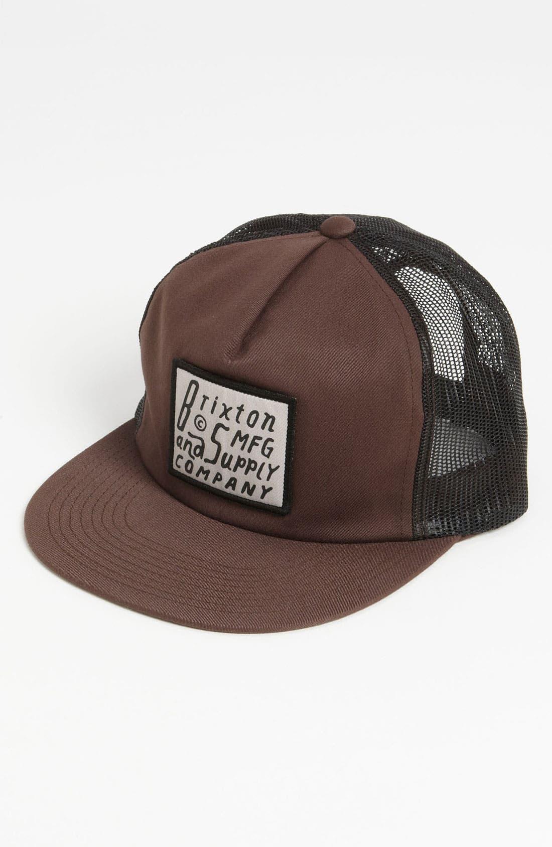 Main Image - Brixton 'Angler' Trucker Hat