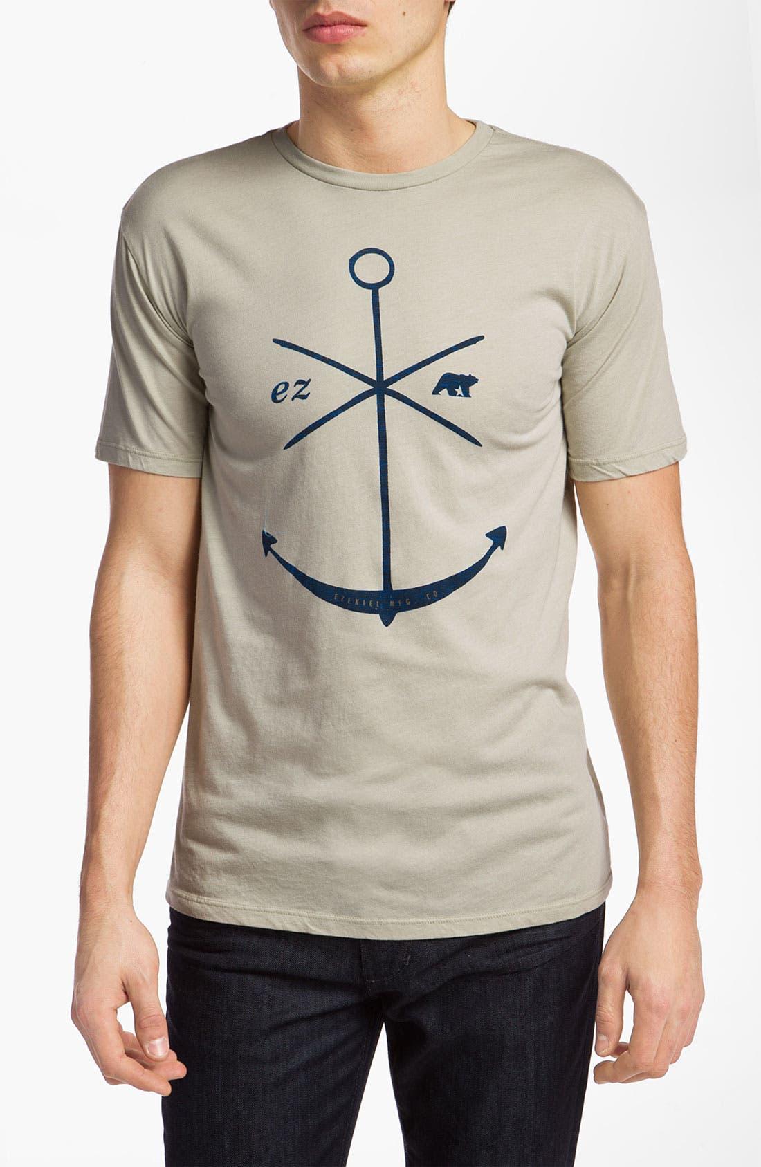 Alternate Image 1 Selected - Ezekiel 'Adrift' T-Shirt