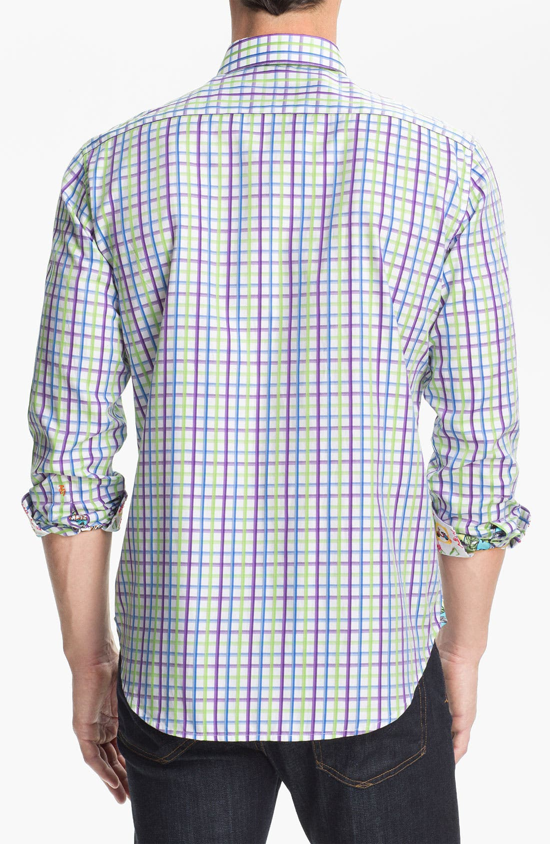 Alternate Image 3  - Robert Graham 'Capella' Sport Shirt