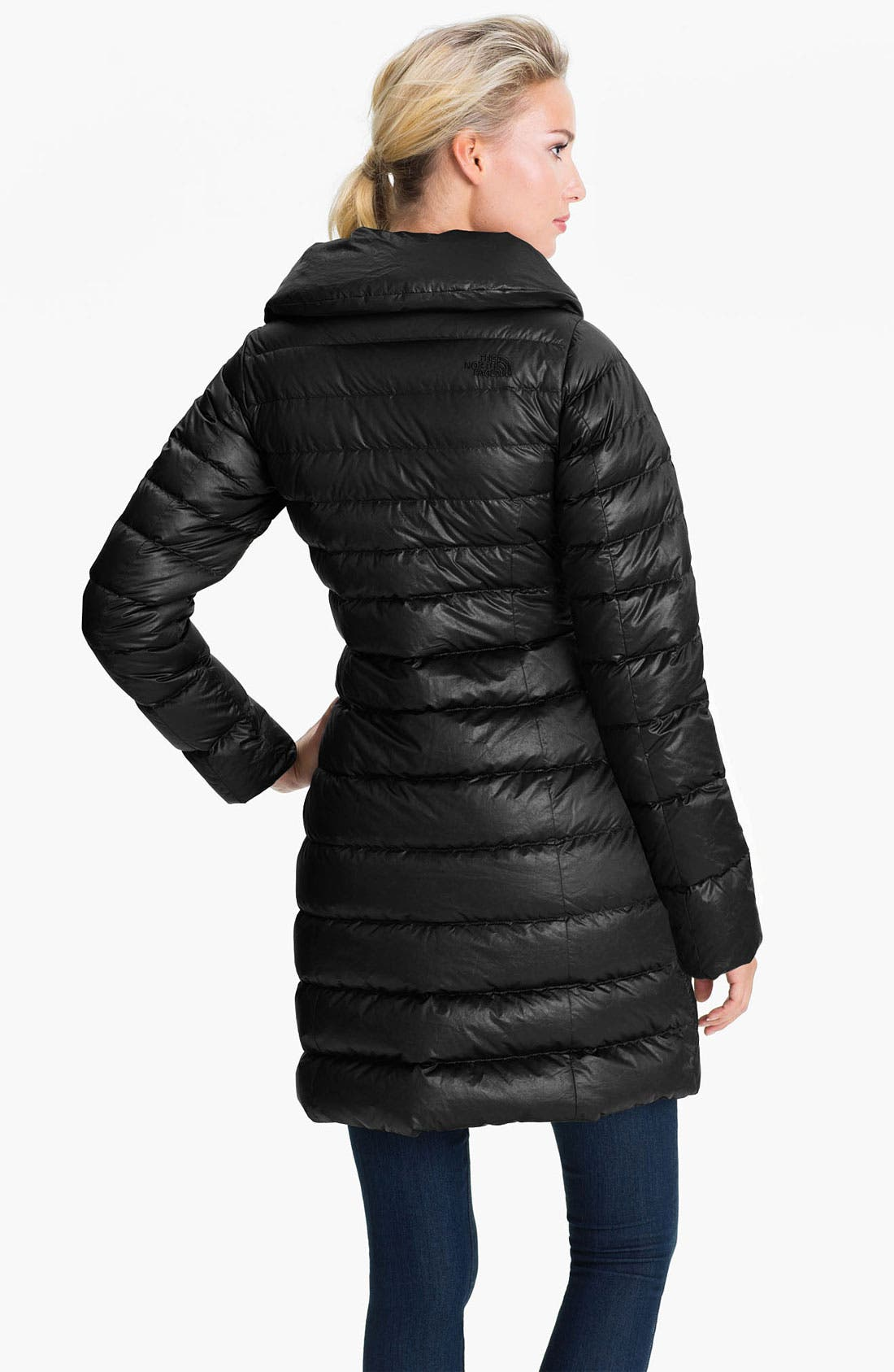 Alternate Image 2  - The North Face 'Paulette' Down Peacoat