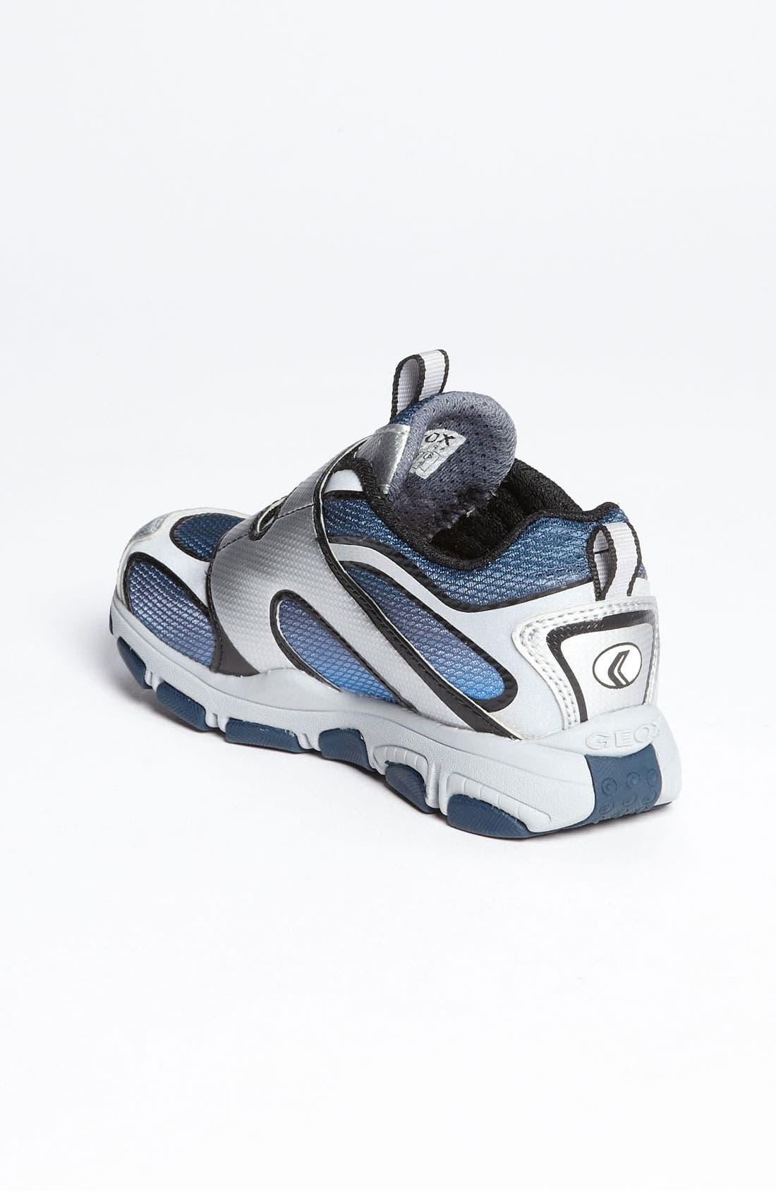 Alternate Image 2  - Geox 'J Torque' Sneaker (Toddler & Little Kid)