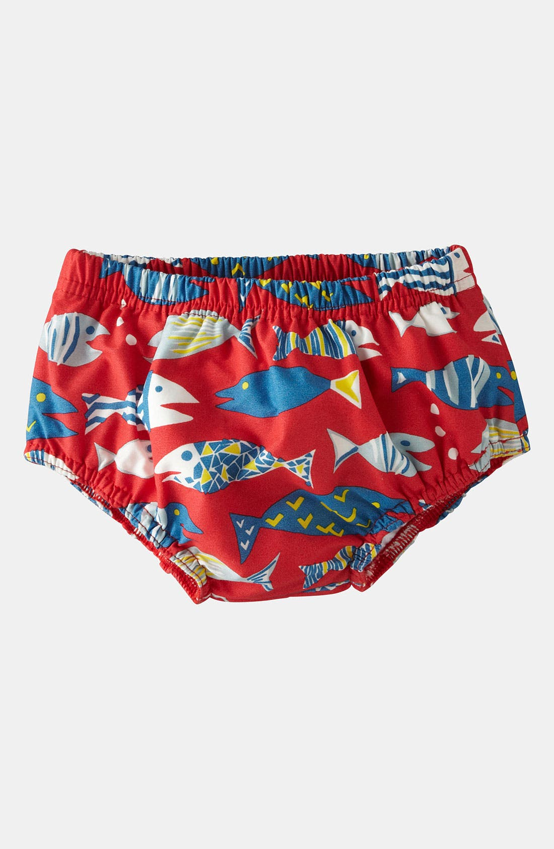 Main Image - Mini Boden Swim Pants (Baby)