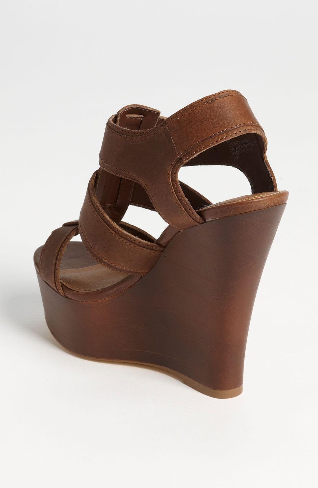 Alternate Image 2  - Steve Madden 'Wanting' Wedge Sandal