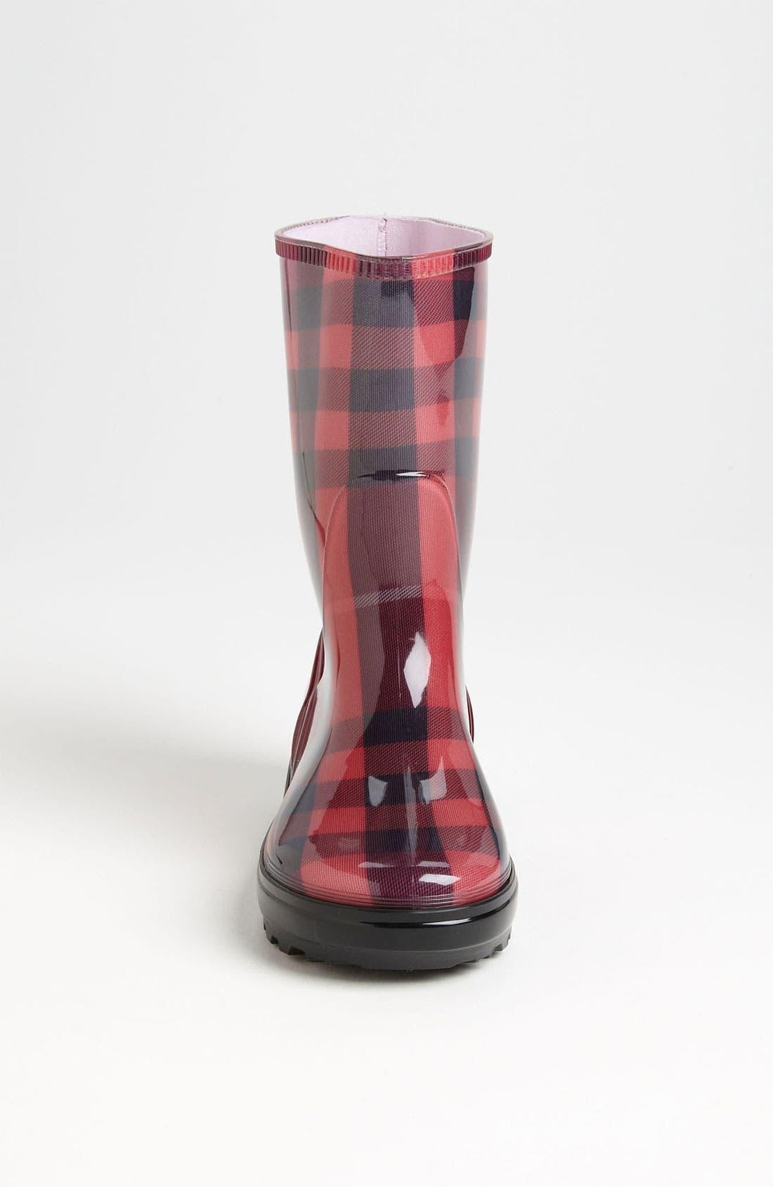 Alternate Image 3  - Burberry 'Frogrise' Boot (Walker, Toddler, Little Kid & Big Kid)