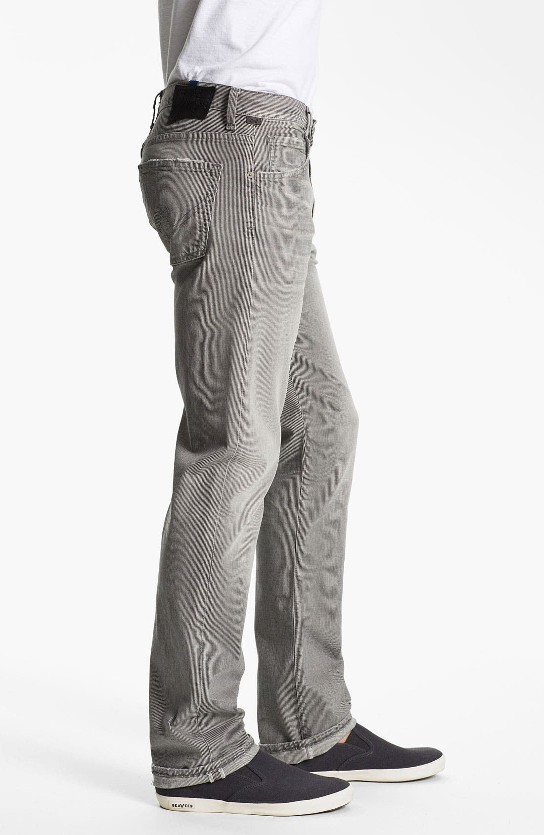 Alternate Image 3  - Citizens of Humanity 'Core' Stripe Slim Fit Jeans (Denzel) (Online Only)