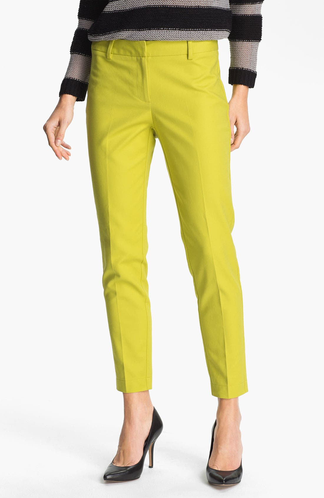 Alternate Image 1 Selected - Kenneth Cole New York 'Becky' Skinny Ankle Pants