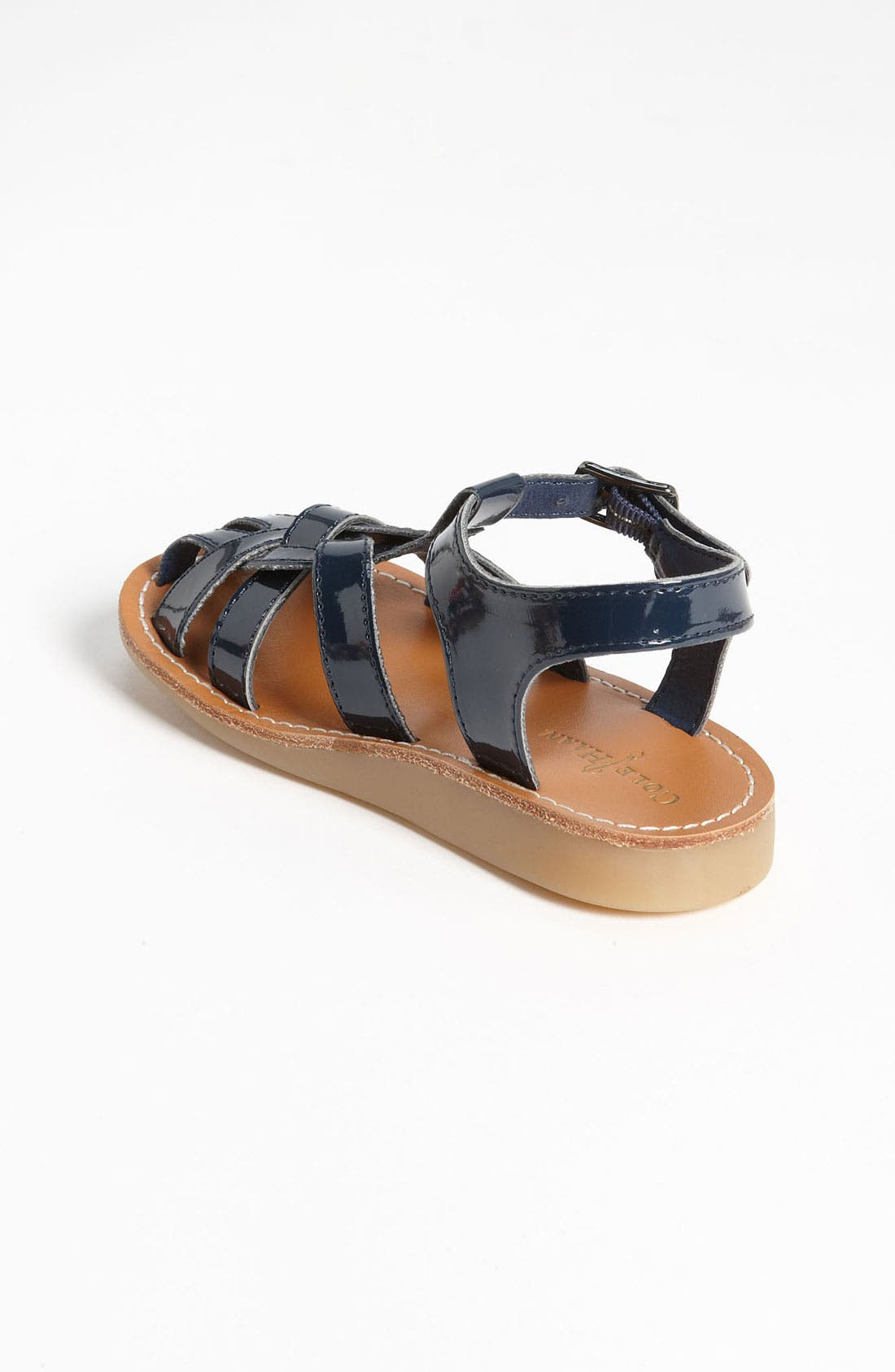 Alternate Image 2  - Cole Haan 'Apple' Fisherman Sandal (Walker & Toddler)