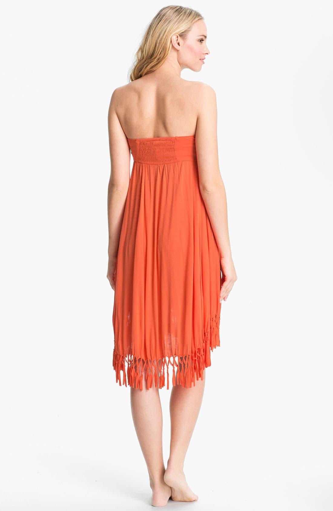 Alternate Image 2  - Roxy 'Native Breeze' Cover-Up Dress