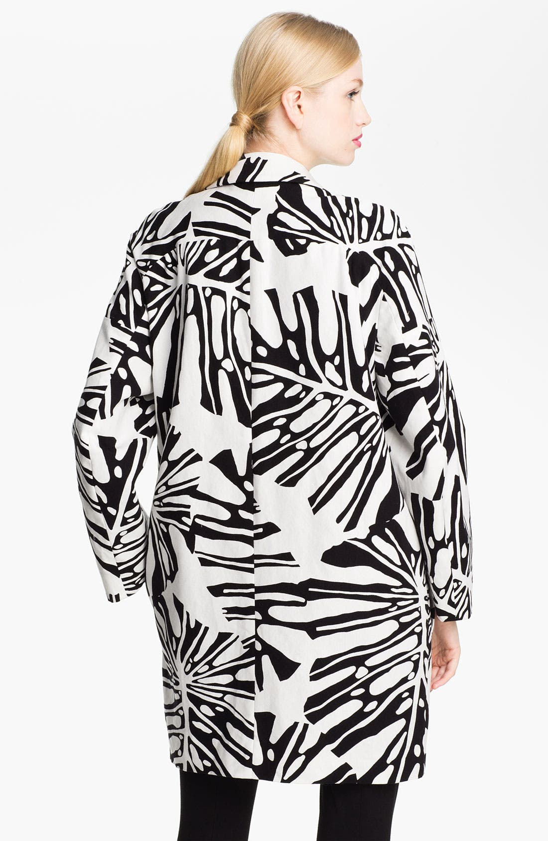 Alternate Image 2  - Diane von Furstenberg 'Laurel' Double Breasted Jacket