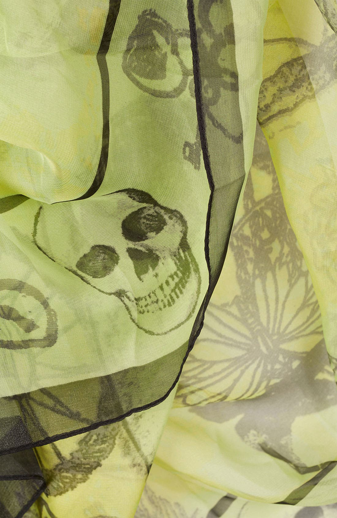 Alternate Image 2  - Topshop 'Dream Catcher & Skull' Scarf
