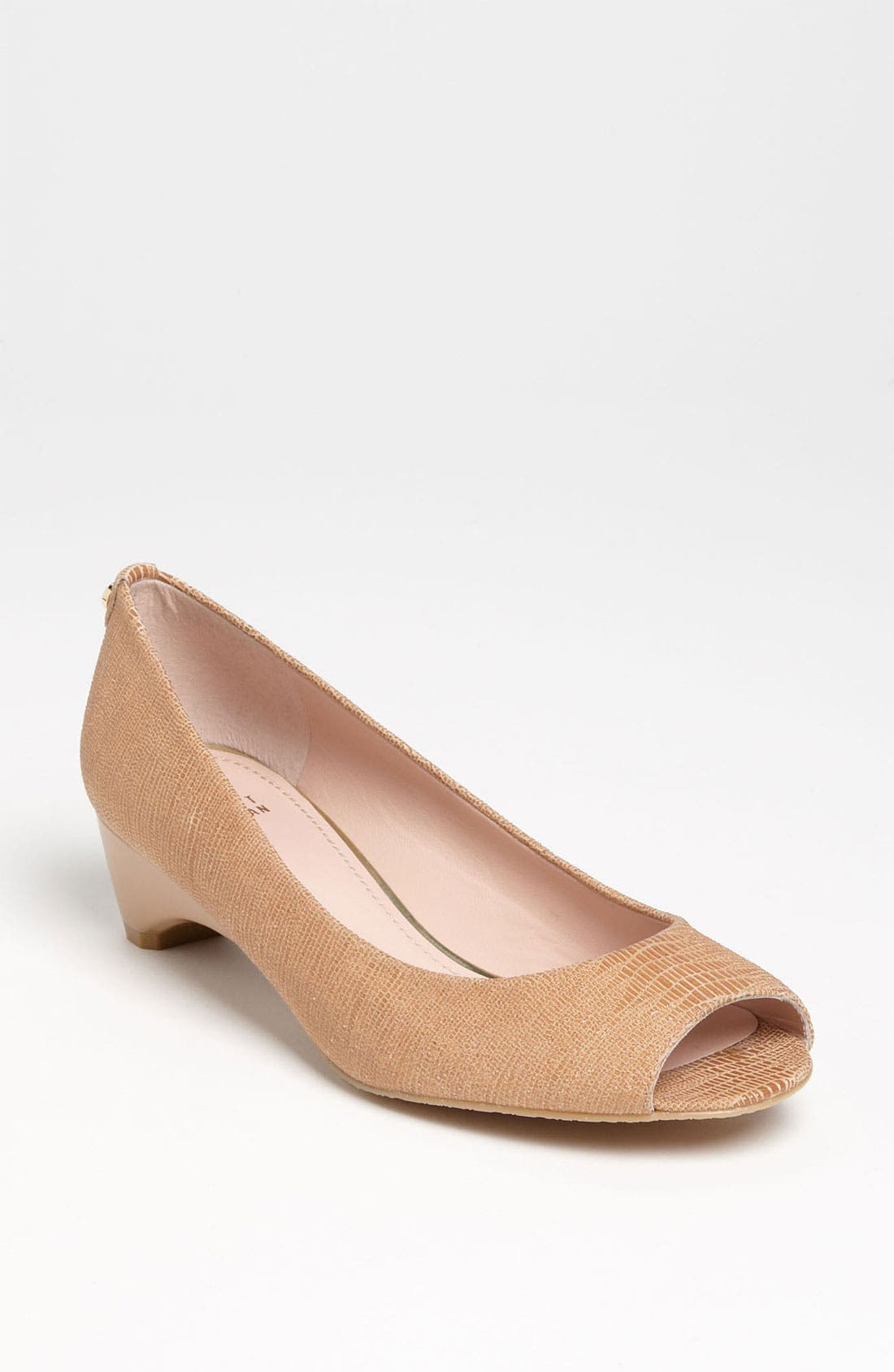 Alternate Image 1 Selected - Stuart Weitzman 'Logosavoir' Wedge Pump